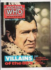 Doctor Who Magazine #109