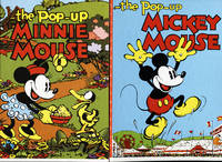 image of The Pop-Up Mickey Mouse & The Pop-Up Minnie Mouse