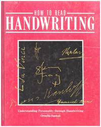 image of HOW TO READ HANDWRITING