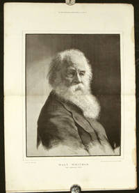 The Illustrated London News.  Australasian Edition. 1890 - 01 - 04  (January). (CENTREFOLD: WALT WHITMAN, THE AMERICAN POET)