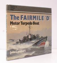 image of Anatomy of the Ship. The Fairmile 'D' Motor Torpedo Boat.  NEAR FINE COPY IN DUSTWRAPPER