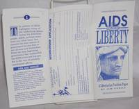 AIDS and liberty; a libertarian position paper