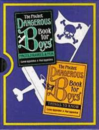 The Pocket Dangerous Book for Boys Boxed Set (Facts,Figures & Fun/Things to Know)