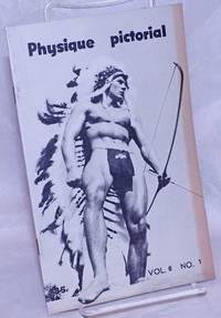 image of Physique Pictorial vol. 8, #1, Spring 1958