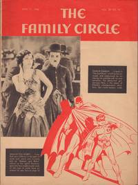 image of The Family Circle, Vol. 20, No. 16 featuring early Bat Man