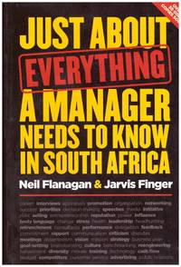 image of JUST ABOUT EVERYTHING A MANAGER NEEDS TO KNOW IN SOUTH AFRICA