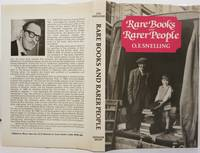 RARE BOOKS AND RARER PEOPLE
