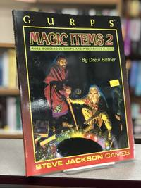 GURPS Magic Items 2 (GURPS: Generic Universal Role Playing System) (No. 2)