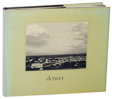 Boulder, CO: Colorado Associated University Press, 1977. First edition. Small oblong hardcover. A co...