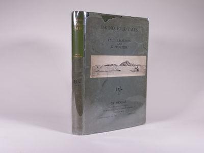 London: Copenhagen, Christiana: Gyldendal, 1921, First Edition, First Printing. sm4to – 26.2 cm. 1...
