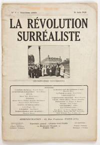 La Révolution surréaliste, deuxième année, n° 7, 15 juin 1926