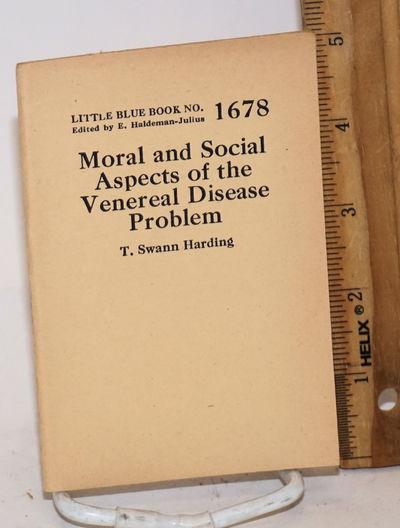 Girard, KS: Haldeman-Julius Publications, n.d.. 31p., wraps, 3.5x5 inches, very good. Little blue bo...