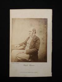[Albumen Photograph - Charles Darwin]
