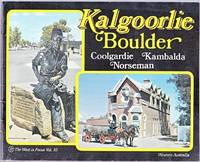 Kalgoorlie Boulder.