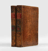 The Life of Samuel Johnson, LL.D. by BOSWELL, James - 1791 & 1793