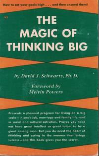 image of Magic Of Thinking Big