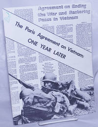 image of Indochina Chronicle issue no. 30, January 21, 1974: The Paris Agreement on Vietnam; one year later