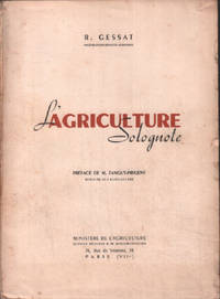 image of L'agriculture solognote
