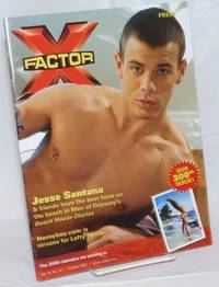 The X-Factor vol. 14, #10, October 2007: Jesse Santana