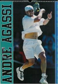 Andre Agassi. Calendario 1997.