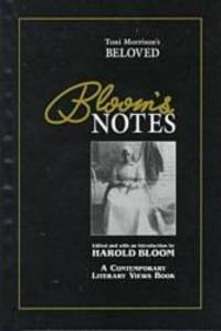 Beloved (Bloom's Notes) by Toni Morrison - 1999-07-01 - from Books Express (SKU: 0791045161)