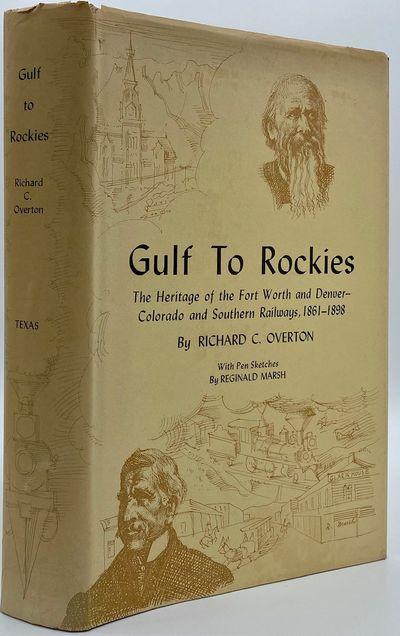 Austin: University of Texas Press, 1953. First Edition. 410pp. Octavo Tan cloth. Very good/Very good...