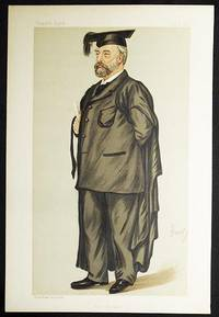 "image of ""Red Morgan"": The Rev. Edmund Henry Morgan (Men of the Day, no. 416) -- Vanity Fair, Jan. 19, 1889"