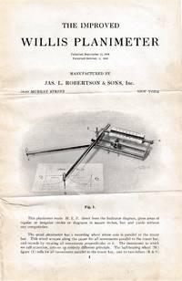 Keuffel & Esser Polar Planimeter - OFFERED WITH - James Robertson & Sons, Improved Willis Planimeter
