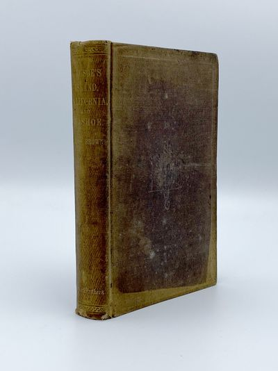 New York: Harper & Brothers, 1864. Some foxing and browning, light wear and sunning to the binding. ...