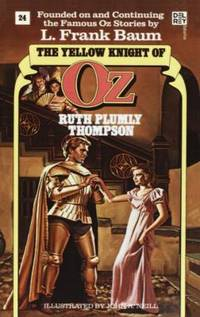 image of Yellow Knight of Oz (Wonderful Oz Book, No 24)