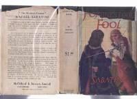 image of Fortune's Fool ---by Rafael Sabatini (  McClelland and Stewart )