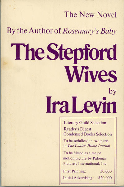 New York: Random House, 1972. Octavo, printed cream wrappers. Advance copy (uncorrected proof) of th...