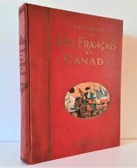 Les Français au Canada. Montcalm et Lévis