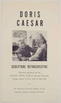 Doris Caesar: Sculpture Retrospective