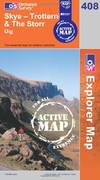 image of Skye - Trotternish and The Storr (OS Explorer Map Active)