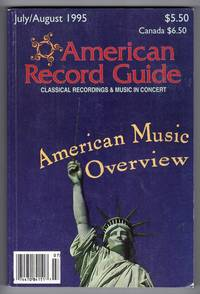 American Record Guide - July / August 1995 - Vol.58, No.4