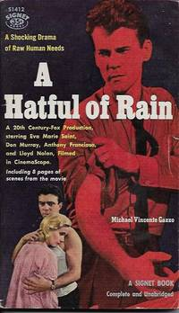 A Hatful of Rain by GAZZO, Michael Vincente - 1957