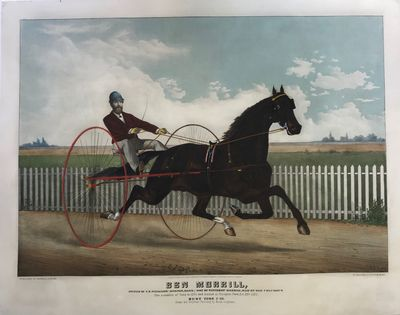 BEN MORRILL, Owned By T. B. Wiliams...