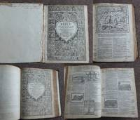 THE BIBLE, that is, the Holy Scriptures conteined in the Old and New Testament. Translated according to the Ebrew and Greeke, and conferred with the best Translations in divers languages.  With most profitable Annotations upon all hard places,