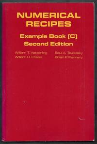 Numerical Recipes. Example Book [C] Second Edition