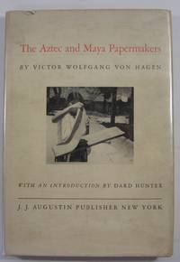 The Aztec and Maya Papermakers