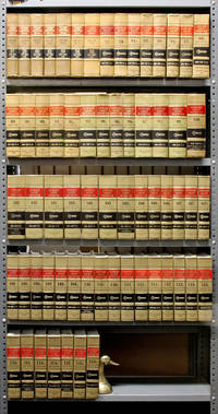 Supreme Court Reporter, West's. 64 Vols. 57 to 115B range 12 linear ft