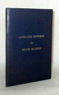image of Adelaide Sonnets (Signed Limited Edition)