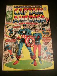 Captain America King-Size Special Jan., #1