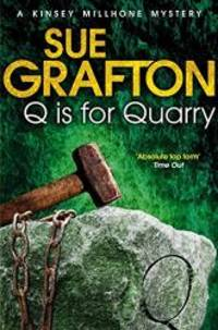 image of Q is for Quarry (Kinsey Millhone Alphabet Series)