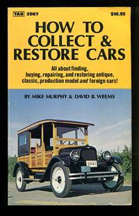 image of How to collect & restore cars