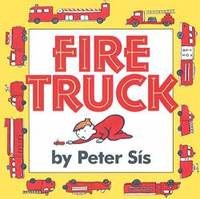 image of Fire Truck Board Book