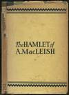 image of The Hamlet of A. MacLeish