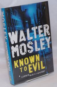 image of Known to Evil a Leonid McGill Mystery