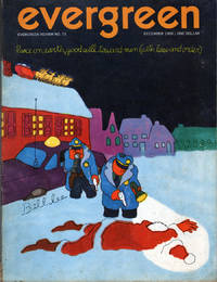 image of Evergreen Review December 1969